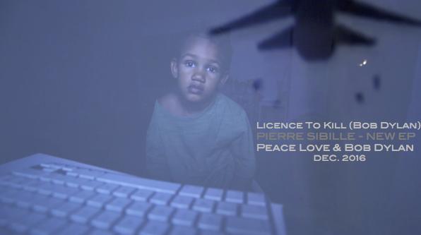 Peace Love & Bob Dylan